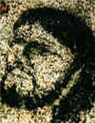 Jesu ansikte